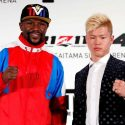 *UPDATE* Floyd Mayweather Jr. Confirms a New Year's Eve Fight with Tenshin Nasukawa